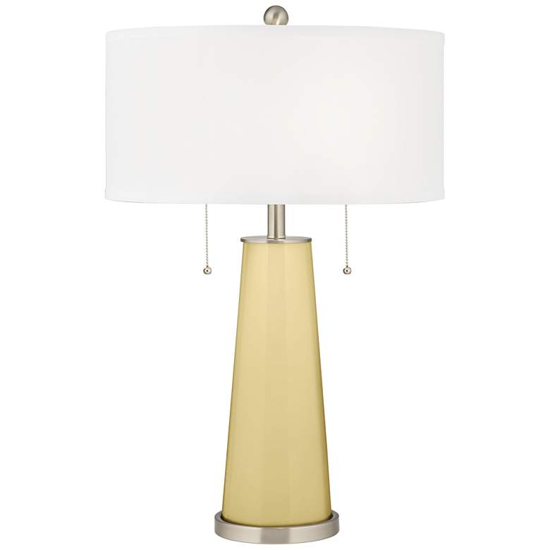 Butter Up Peggy Glass Table Lamp