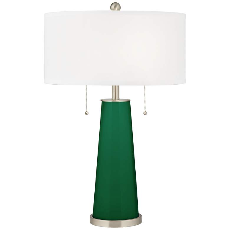 Greens Peggy Glass Table Lamp