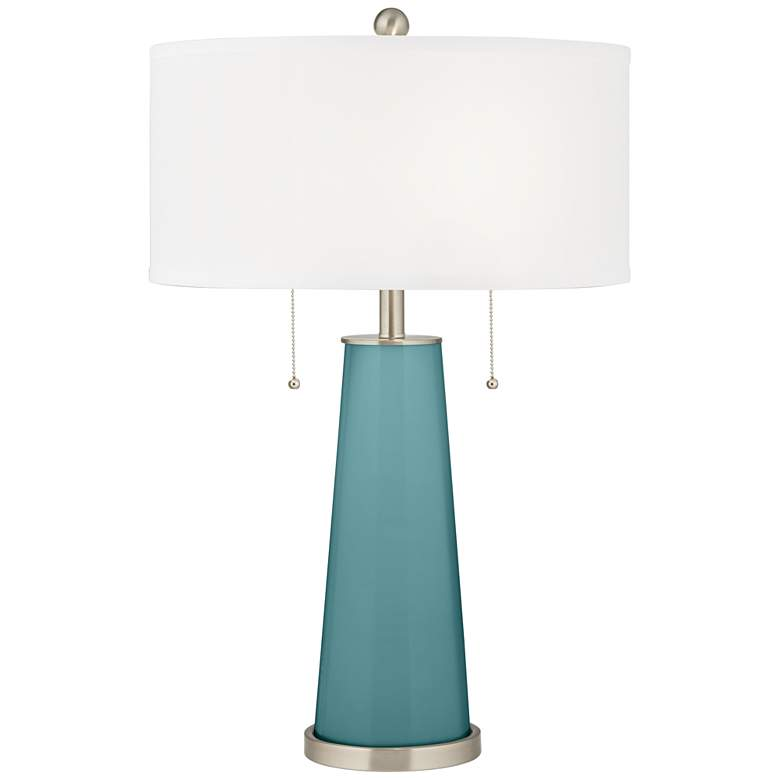 Reflecting Pool Peggy Glass Table Lamp