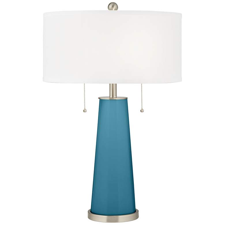 Great Falls Peggy Glass Table Lamp