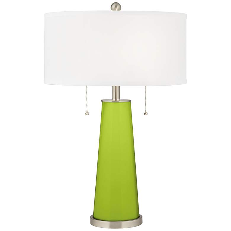 Tender Shoots Peggy Glass Table Lamp