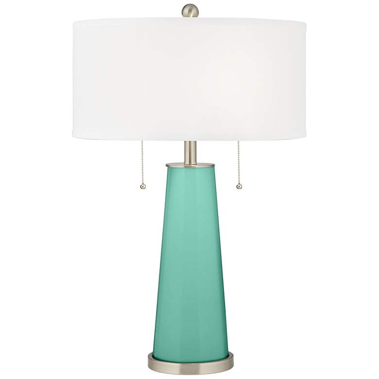 Larchmere Peggy Glass Table Lamp