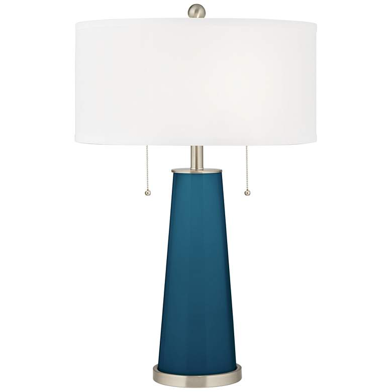 Oceanside Peggy Glass Table Lamp