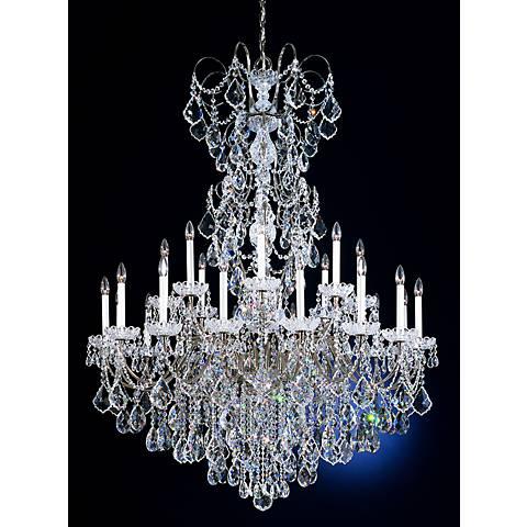 "Schonbek New Orleans Collection 48"" Crystal Chandelier"