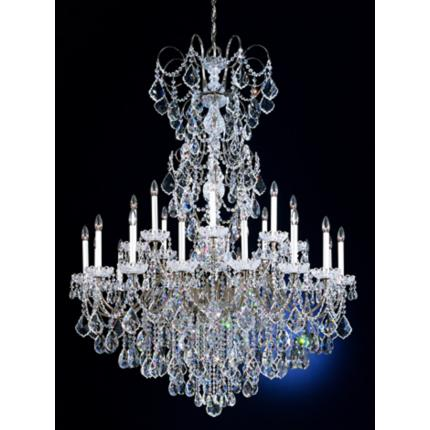 Schonbek New Orleans Crystal Lighting Collection