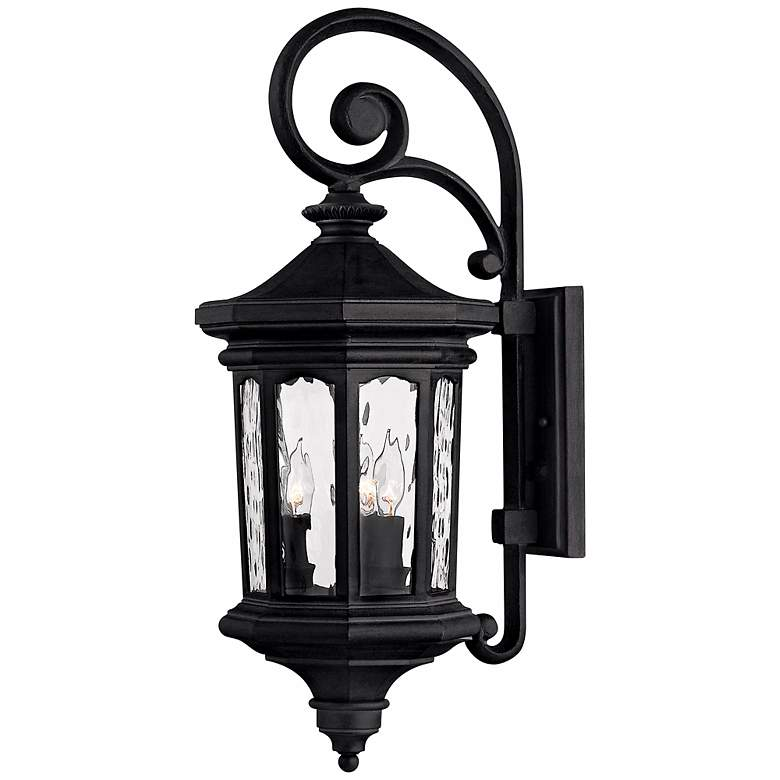"""Hinkley Raley Collection 25 1/2"""" High Outdoor Wall Light"""