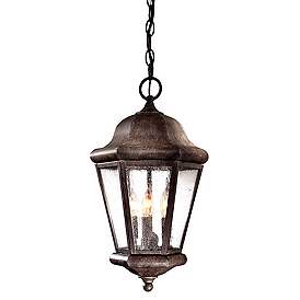 Taylor Court Collection 18 3 4 High Outdoor Hanging Lantern
