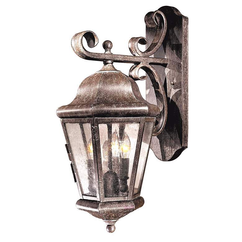 """Taylor Court Collection 23 1/2"""" High Outdoor Wall Light"""