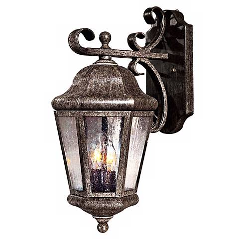 "Taylor Court Collection 17 1/2"" High Outdoor Wall Light"