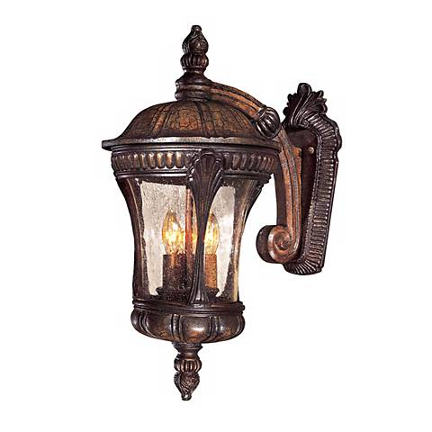 """Kent Place Collection 20 1/4"""" High Outdoor Wall Light"""