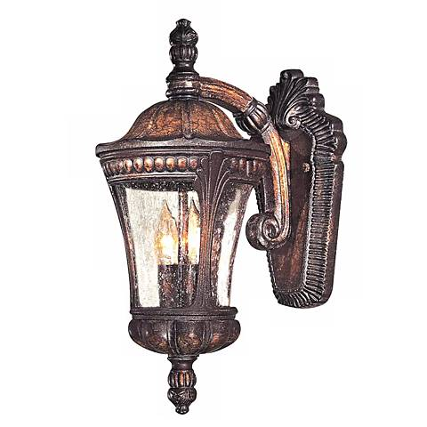 """Kent Place Collection 15 3/4"""" High Outdoor Wall Light"""