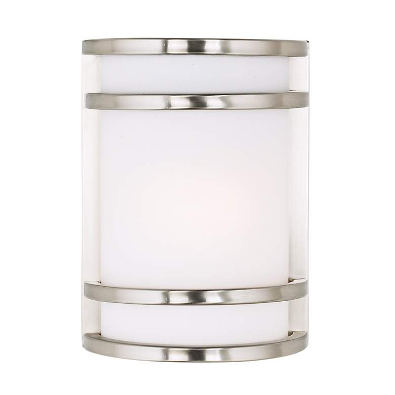 """Bay View Collection  9 1/2"""" High Outdoor Wall Light"""