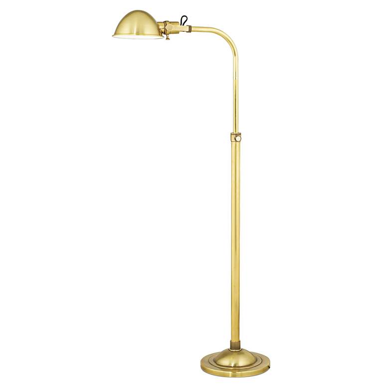Robert Abbey Alvin Adjustable Pharmacy Floor Lamp
