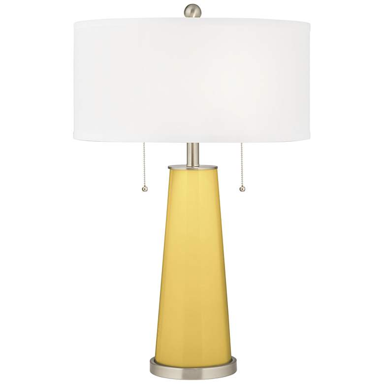 Daffodil Peggy Glass Table Lamp
