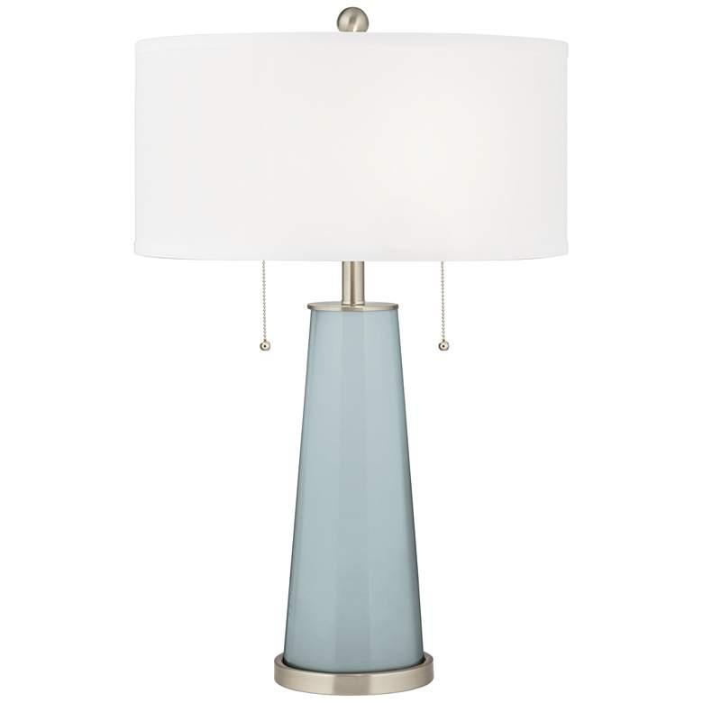 Rain Peggy Glass Table Lamp