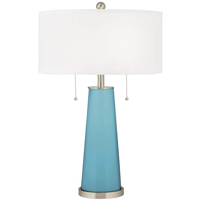 Nautilus Peggy Glass Table Lamp