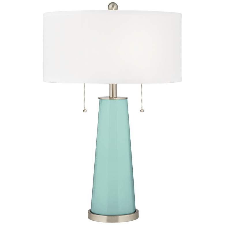 Cay Peggy Glass Table Lamp
