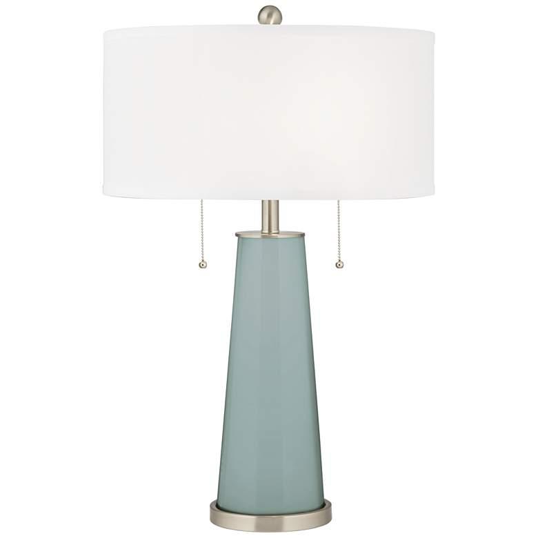 Aqua-Sphere Peggy Glass Table Lamp