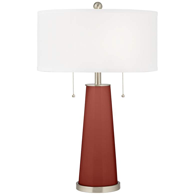 Madeira Peggy Glass Table Lamp