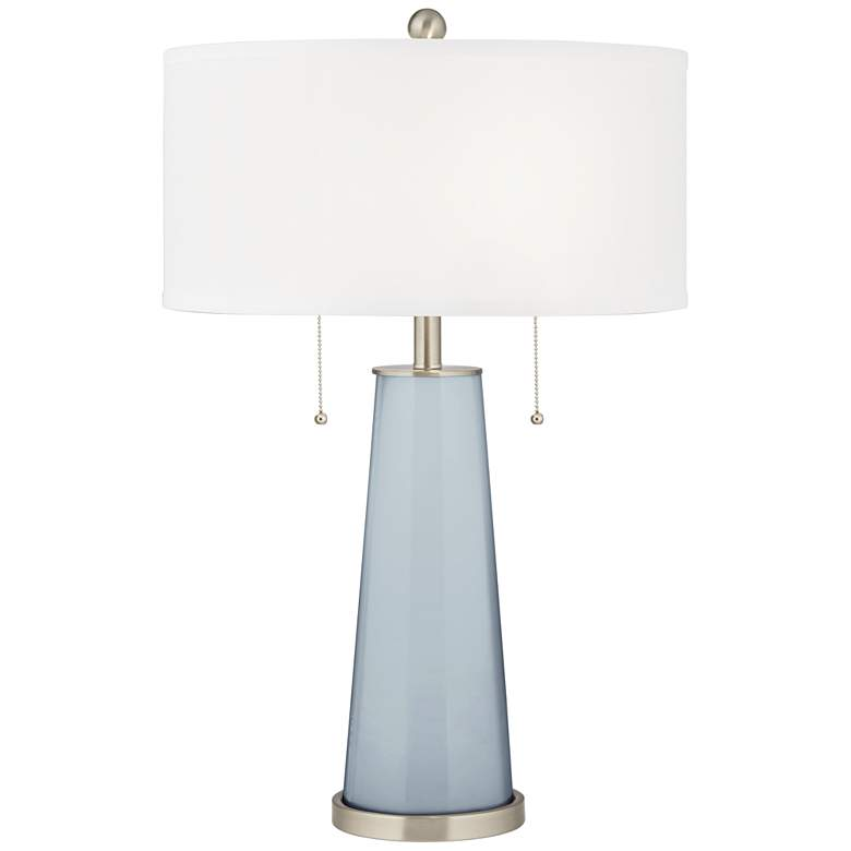 Take Five Peggy Glass Table Lamp