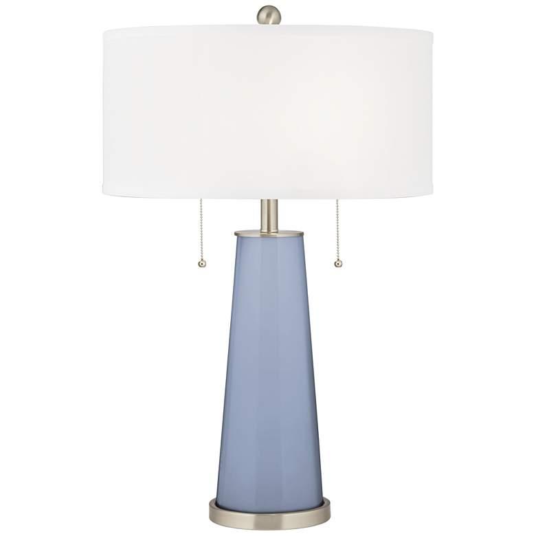 Blue Sky Peggy Glass Table Lamp