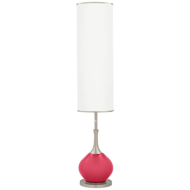 Eros Pink Jule Modern Floor Lamp