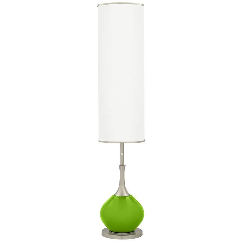 Neon Green Jule Modern Floor Lamp
