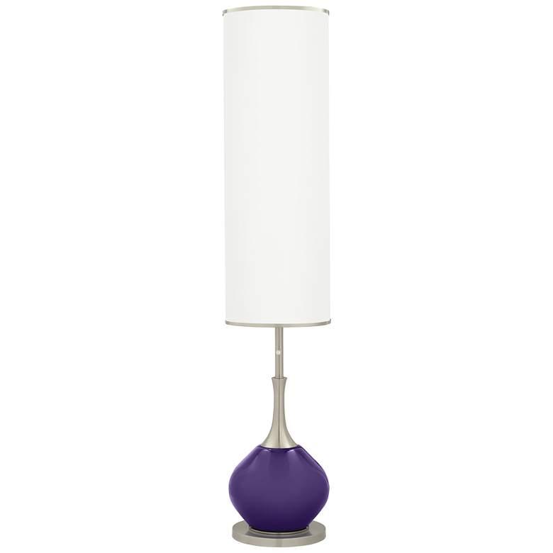 Izmir Purple Jule Modern Floor Lamp