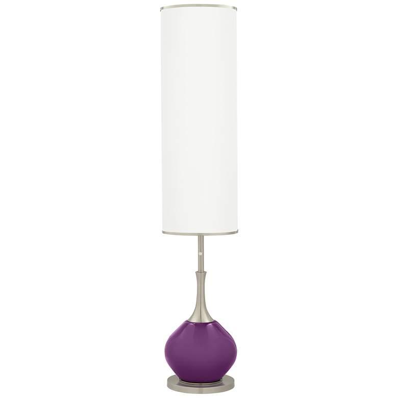 Kimono Violet Jule Modern Floor Lamp