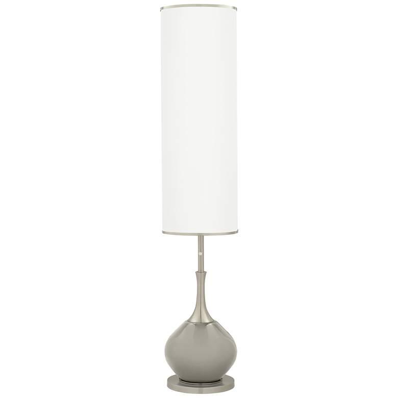 Requisite Gray Jule Modern Floor Lamp