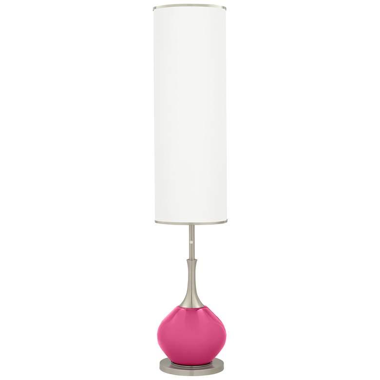 Blossom Pink Jule Modern Floor Lamp