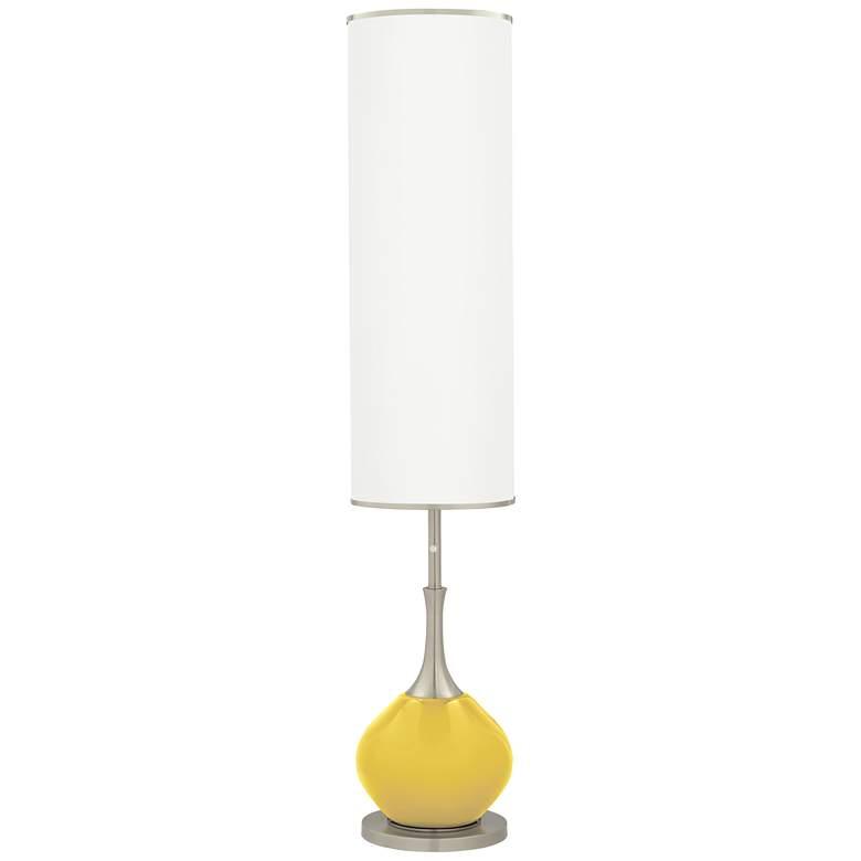 Lemon Zest Jule Modern Floor Lamp