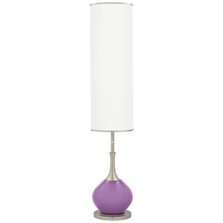 African Violet Jule Modern Floor Lamp