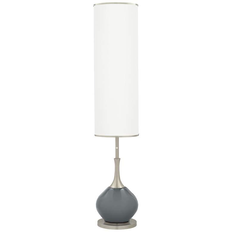 Software Gray Jule Modern Floor Lamp