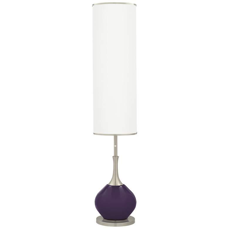 Quixotic Plum Jule Modern Floor Lamp