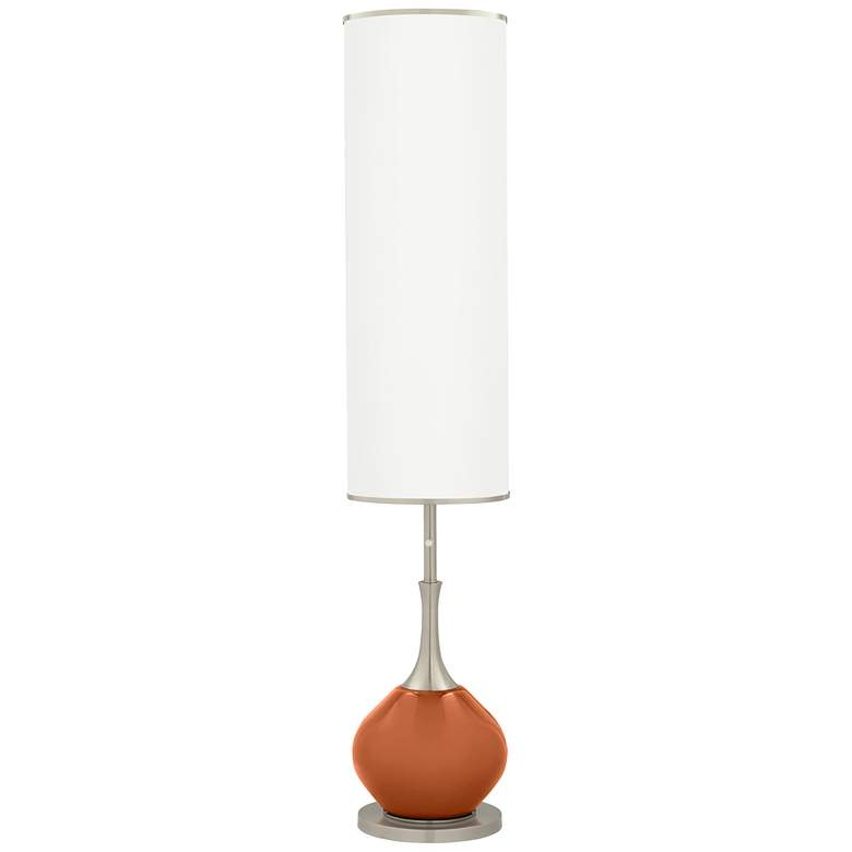 Robust Orange Jule Modern Floor Lamp