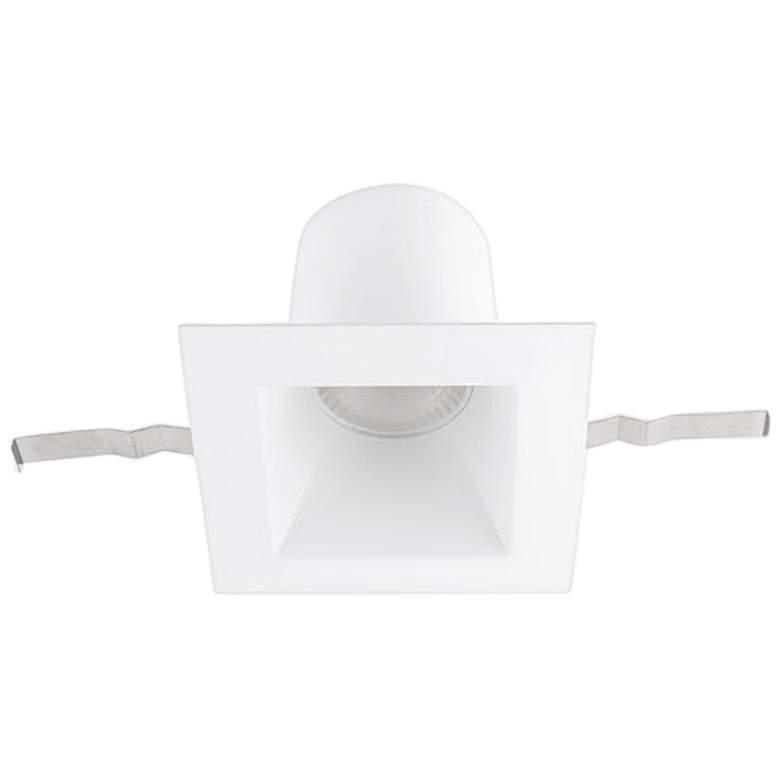 "WAC Blaze 6"" White Square LED Recessed Remodel Downlight"