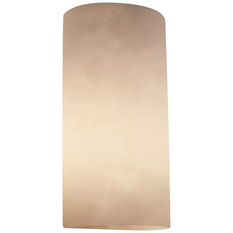 "Clouds Collection Wall Sconce 21 1/4"" High Clouds LED Wall Sconce"