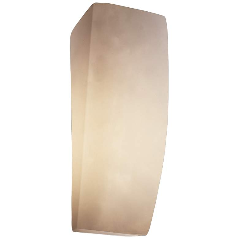 """Clouds Collection 14"""" High Clouds LED Modern Wall Sconce"""