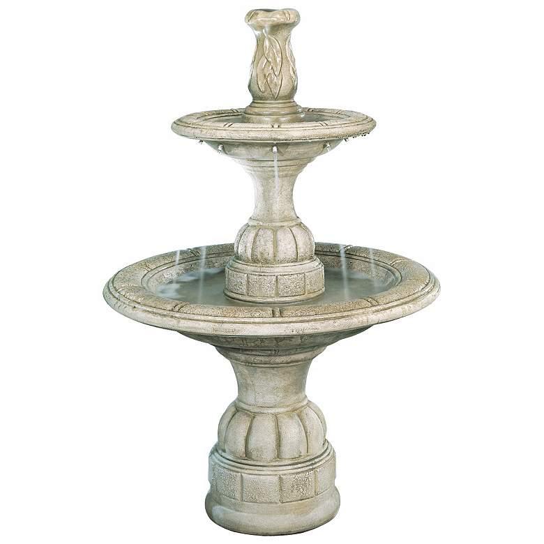 Small Contemporary Tier Fountain