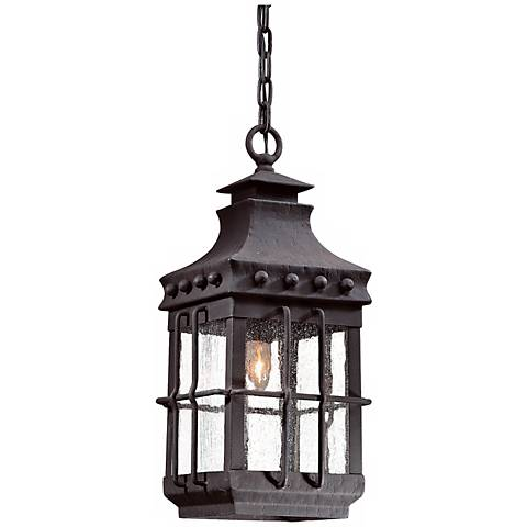 "Dover Collection 19 1/2"" High Outdoor Hanging Light"