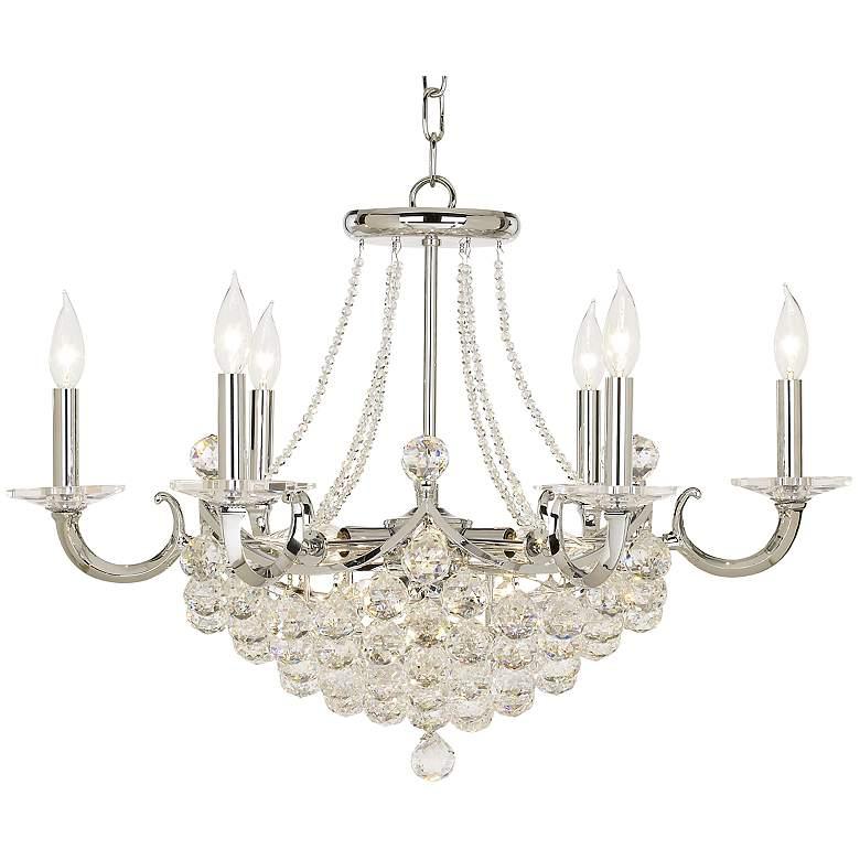 James R. Moder Granada Imperial Style Crystal Chandelier