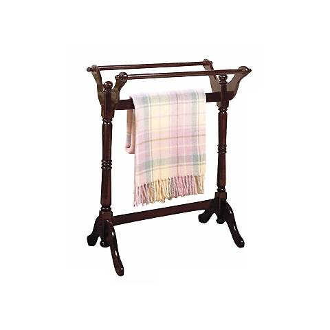 Heirloom Cherry Blanket Rack