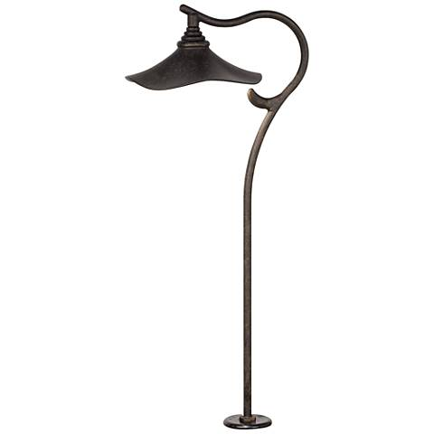 Kichler Cotswold Aged Bronze Path Light