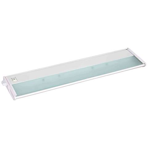 "CounterMax MX-X12 21"" Wide White Under Cabinet Light"