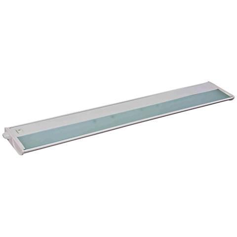 "CounterMax MX-X12 30"" Wide White Under Cabinet Light"