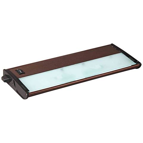 "CounterMax MX-X12 13"" W Metallic Bronze Under Cabinet Light"