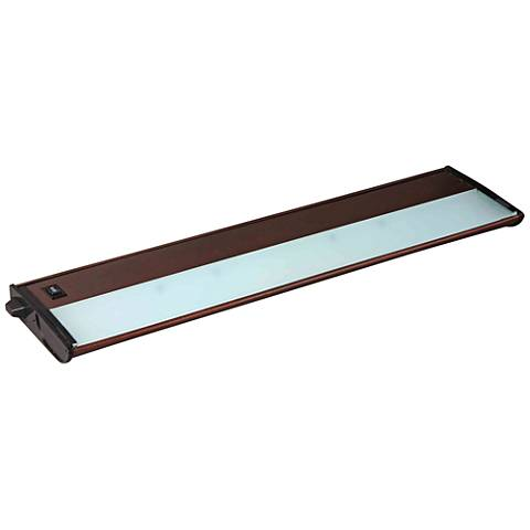 "CounterMax MX-X12 21"" W Metallic Bronze Under Cabinet Light"