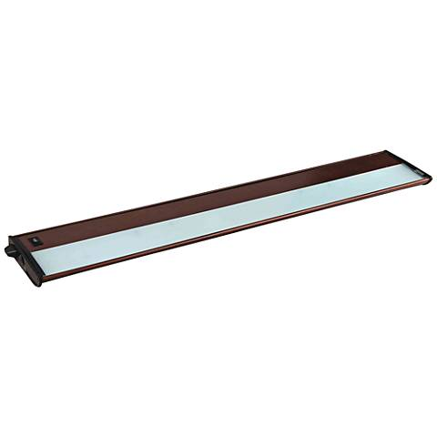 "CounterMax MX-X12 30"" W Metallic Bronze Under Cabinet Light"