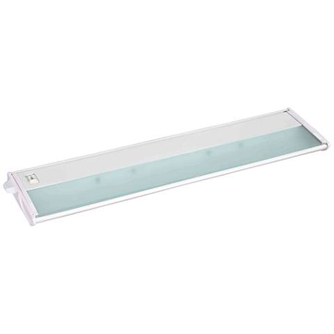 "CounterMax MX-X120c 21"" Wide White Under Cabinet Light"
